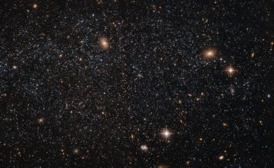image of a constellation taken from Hubble